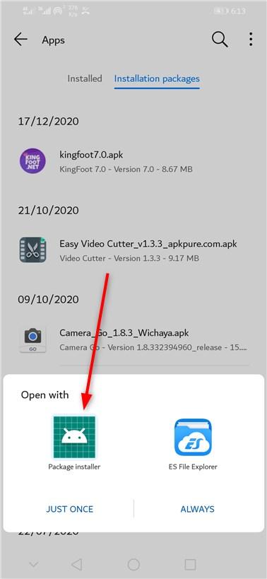 KingFoot TV APK 7.0